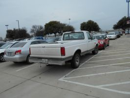 1995 Ford F150 [Beater] by TR0LLHAMMEREN