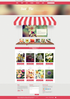 SunFlo - Web Templates by anhgreen123