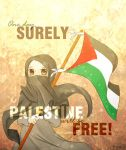 Palestine will be FREE! by arisa6398