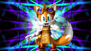 Miles ''Tails'' Power: The Blacksmith by Light-Rock