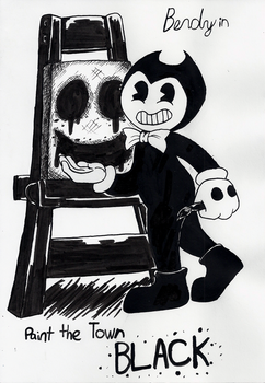 Bendy Ch3 Contest Entry by TwilightMoon1996