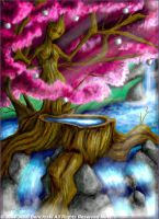 The Tree of Healing by benwhoski