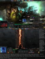 Dota 2 Game HUD 1.02c by yorgash