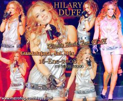 Hilary Duff Dignity Tour 2008 by PrettyLiittleMoon