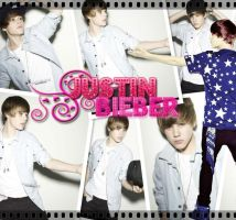 Justin Bieber Collage by ItoEdiciones