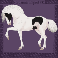 Custom Import 982 by BrindleTail