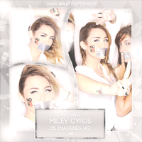 Photopack Miley Cyrus #03 by Abi-Editions26
