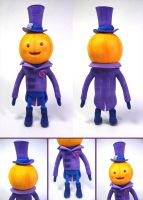 Pumpkin Man by TRAVALE