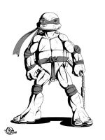 Mikey 2007 by Ninja-Turtles