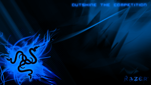 Razer Outshine Background by Sakaryu