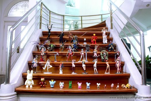 Figure Collection by BlackMageAlodia
