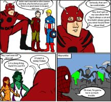 Giant-Man, Giant problems by magickmaker