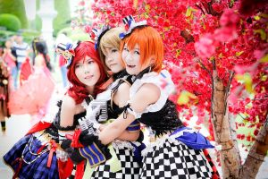 Love Live 1 by mellysa