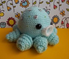 Oppie The Octopus by EssHaych