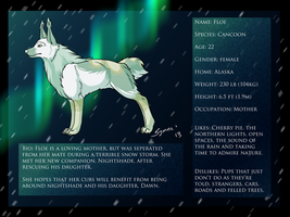 Floe refrence sheet by Symrea