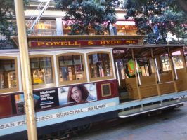 Cable Car by XxXNikkiColaXxX