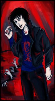 welcome to hell by viria13