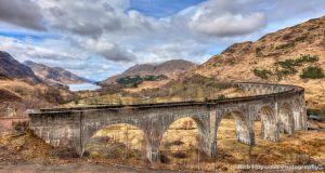 The Glenfinnan Viaduct 170 13a by mym8rick