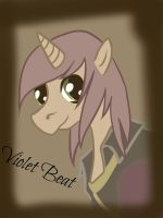 Violet Beat by Almost-Toxic