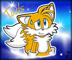 Tails in SA by Blacky-Doll