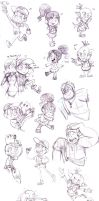 Wreck-It-Ralph dump + SPOILERS by capcappucca222
