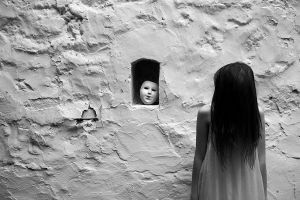 Showed me the mask that hides. by apostolos-t