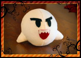 Boo Plush by sererena
