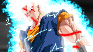 I am... Omni Vegito! by Mitchell1406