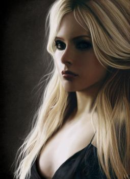 Avril Lavigne by whisperfall