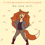 If I can't get it, no one will ! by SarahDealerEvans