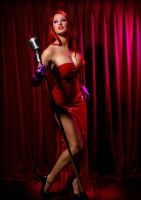 Cosplay Of Jessica Rabbit 5Of6 by CaptPatriot2020