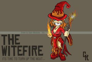 CR File - The Witefire by happymonkeyshoes