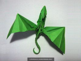 Origami Fall Challenge - 15 (c) by DarkUmah