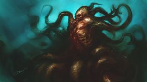 Cthulhu by zoppy