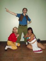 Who loves Tulio more? by LadyofRohan87
