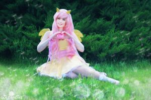 My Little Pony Friendship is Magic  Fluttershy Cos by KawaiiTine