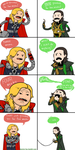 Avengers Time by ryounkura