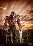 Zed cosplay by Issabel by IssabelCosplay