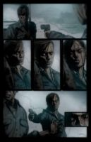 Silent Hill Downpour #4 Page 7 by T-RexJones