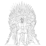 House Of Thrones WIP by KingVego