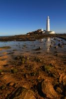 -St Mary's Lighthouse- by scotto