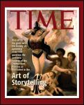 Time Magazine: Wonder Woman by HeroineAddict