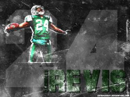 Darrelle Revis by cotrackguy
