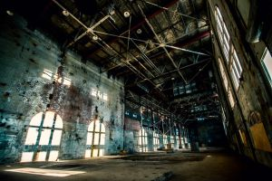 Abandonded Power Plant by 5isalive