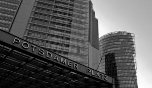 Potsdamer Platz by EagleXDV