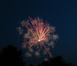 Firework Image 0539 by WDWParksGal-Stock