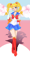 Sailor Venus by willinalp
