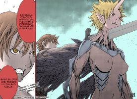 Claymore Chapter 147 Coloring by M by MarioTheArtistM