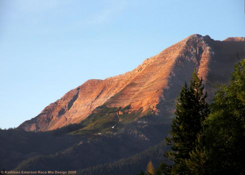 Great Northern Mountain by rocamiadesign