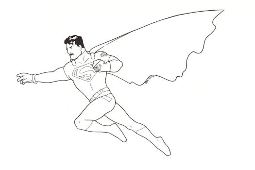 Dumb Comic Book Ideas: Jim Lee's Superman by RenMalone